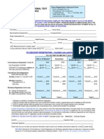 Registration Form 2010