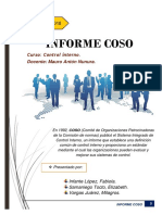 Informe Coso II-II