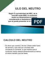 78204402 Calculo Del Neutro