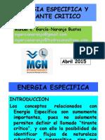 Energiaespecfica