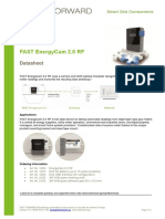 FAST EnergyCam2 RF Datasheet