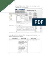 Instalar El Software Matlab y El Toolbox de Robótica