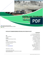 Katalog Tsunami 416 2017 Per Wilayah Draft 3
