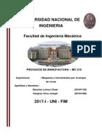 Informe Final Procesos
