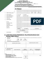 2. Cv Peserta
