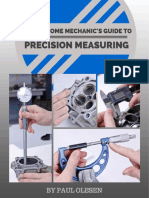 1 the at-home Mechanics Guide to Precision Measuring
