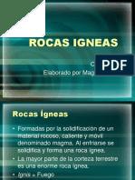 Roca Igneas.