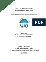 Audit Manajemen_Materi 1_Kelompok 7