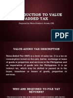 2. Chapter 2. Introduction to Value Added Tax.pptx