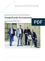 La Masoneria en Chile La Tercera