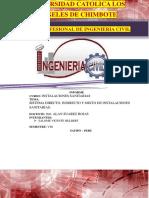 Sistema Directo, Indirecto y Mixto de Instalaciones Sanitarias. Salome