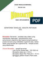 DTM VIII. Bioreaktor Dan Kegunaannya