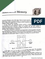 Neural Network -Chapter-4-Associative Memory