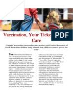 vaccination article