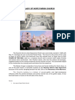 History of Caoayan Structures