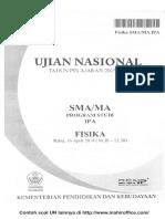 Contoh Soal UN Fisika SMA - MA Progam Studi IPA.pdf