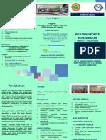 5. Leaflet Pelatihan Komite   Keperawatan 3-5 Agustus 2018.pdf