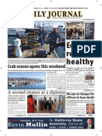 San Mateo Daily Journal 11-03-18 Edition