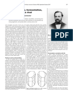 South African Journal of Science 2007.09.10 Louis Pasteur Fermentation and a Rival