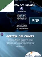 Gestion Del Cambio 3