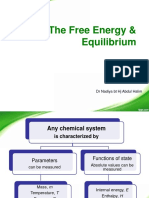 GIBBS FREE ENERGY CHAPTER 4