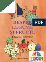 Culegere.de.Texte.literare Despre.legume.si.Fructe Ed.tehno.art TEKKEN