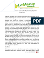 Finding Top-k Dominance on Incomplete Big Data Using MapReduce Framework