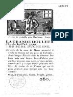 La Grande Douleur du Père Duchesne (20/7/1793)