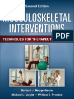 Musculoskeletal Interventions Techniques for Therapeutic Exercises 3rd Ed .