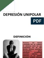 Depresión Unipolar