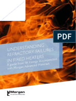 Understanding Refractory Failures in Fired Heaters White Paper