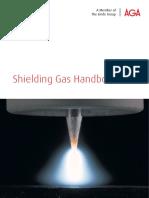 AGA Handbook Shielding Gas Welding UK