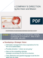 Vision&Mission Lecture