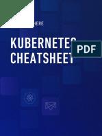 Mesosphere Cheatsheet Kubernetes Cheatsheet