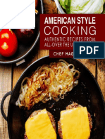 American Style Cooking - Chef Maggie Chow