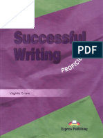 Virginia Evans-Successful Writing for Proficiency-Express Publishing (2000)