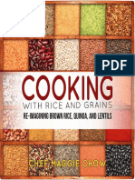 Cooking With Rice and Grains - Chef Maggie Chow