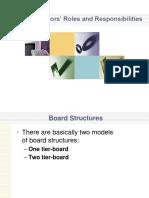 Corporate Governance - Pertemuan 1