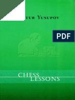 Artur Yusupov - Chess Lessons (2004, Chessgate)