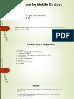 12 App Components