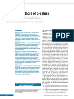 Evaluation of Scientific Publications - Part 10 - Judging a Plethora of p-Values.pdf
