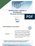 Producción I - Unidad II - Producto - Calidad(3)