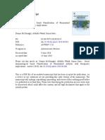 Novel Immunological Based Classification of Rheumatoid