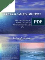CENTRALI MAREOMOTRICI