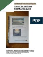 Manual de Porcelanato Liquido