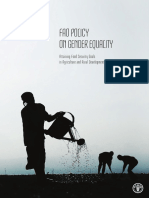 FAO Policy on Gender Equality_Food Security_Rural Development.pdf