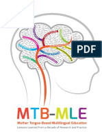 Mother Tongue-Based Multilingual Education