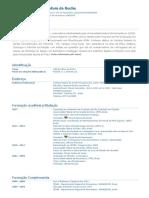 Currículo Gabriel Kafure Da Rocha