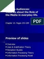 Audiece Theory