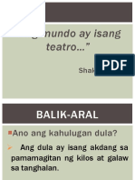 Dula (Sinag Sa Karimlan) Final